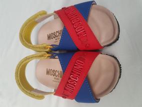 Bebe Segunda Para Bazar MoschinoLa Sandalias Multicolor wOuTXZkPil
