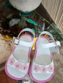 0434fd5be Sandalias De Niña Talla 17 - Zapatos en Mercado Libre Venezuela