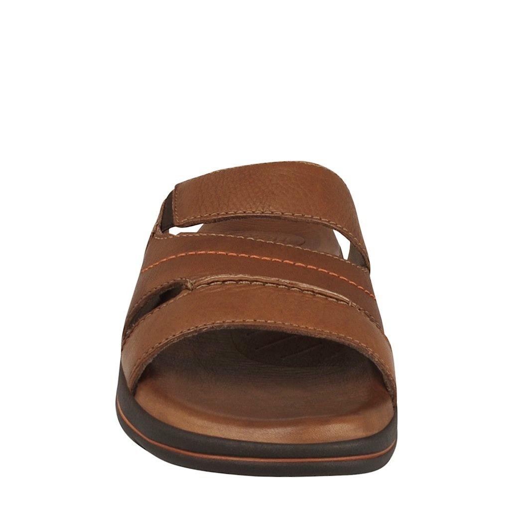 4bf258d0edb Sandalias Para Caballero Flexi Piel Tan 98702 -   499.00 en Mercado ...