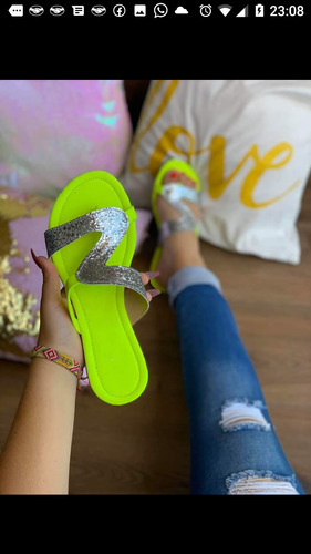 sandalias para dama de piso juveniles
