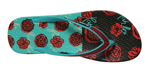 sandalias para dama diseño frida khalo fc-3065