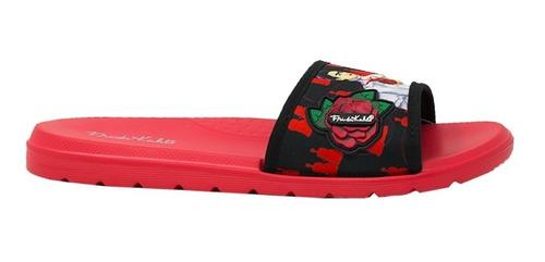 sandalias para dama diseño frida khalo fr-9105-ea