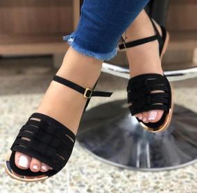 Calzado Para Bajitas Sandalias Plana Moda Zapatos Dama N0wn8m