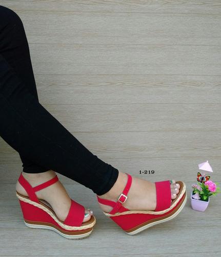 sandalias para damas 35/40
