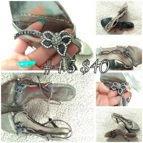 fb6cf857 Zapatos Bass Mujer Talla 45 - Zapatos Plateado en Mercado Libre México