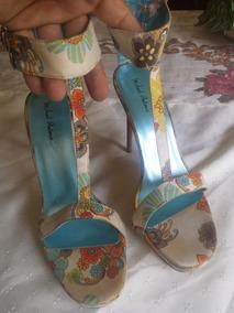 Azul Zapatos Sandalias Mujer Libre Aguamarina Mercado En 35q4ARLj
