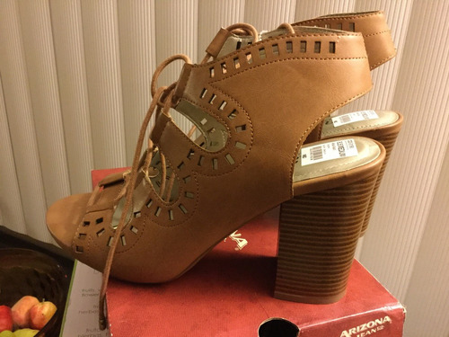 sandalias para mujer marca :ana: talla usa 8.5 miden 25 cms