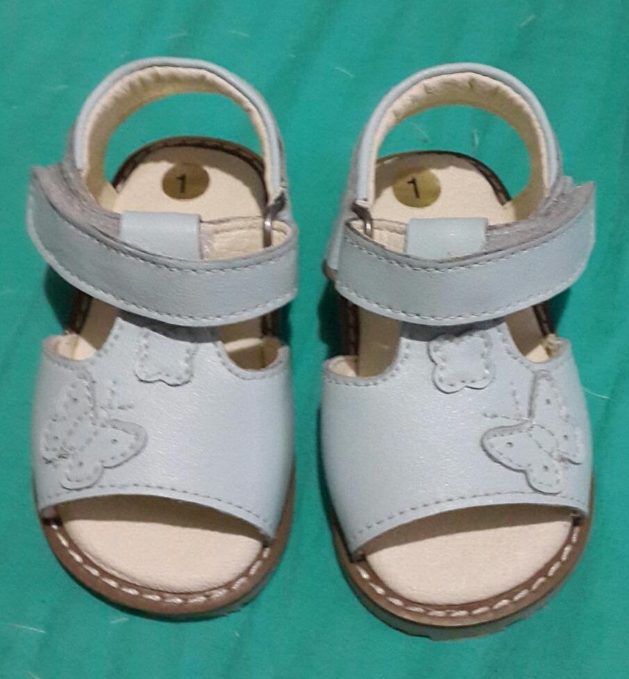 1 Sandalias Para Bebe Talla Niña 5Lq3j4AR