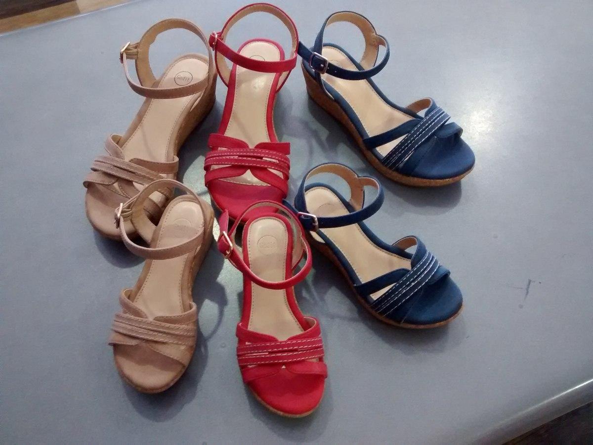 5a1499e036 Sandalias Para Niña Con Plataforma - S/ 48,00 en Mercado Libre