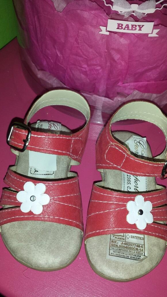 a95b331a Sandalias Para Niña Talla 18 - Bs. 50,00 en Mercado Libre