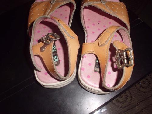 sandalias para niñas