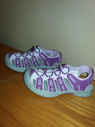 sandalias para niñas   khombu