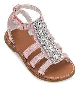 estilo popular comprar nuevo brillante n color Sandalias Para Niñas Rachel Shoes - Importadas