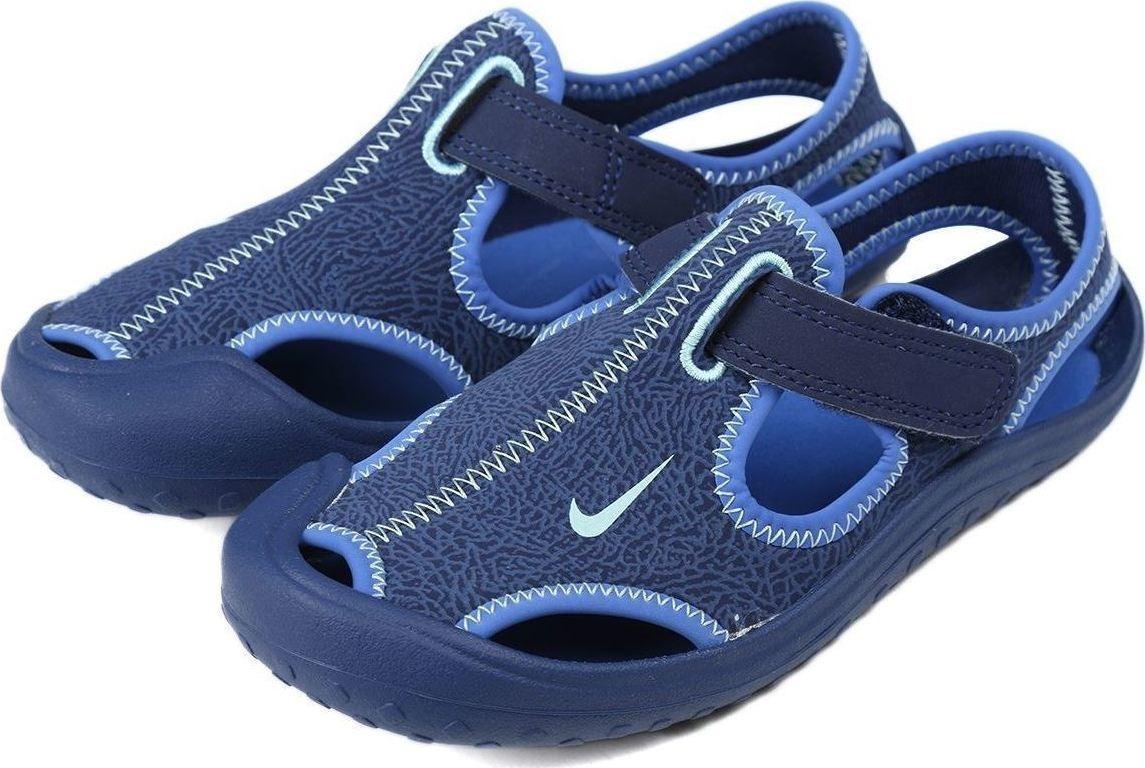 91f845afee Sandalias Para Niño Nike Sunray Protect Ps Azul -   749.00 en ...