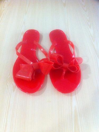 sandalias para playa de dama
