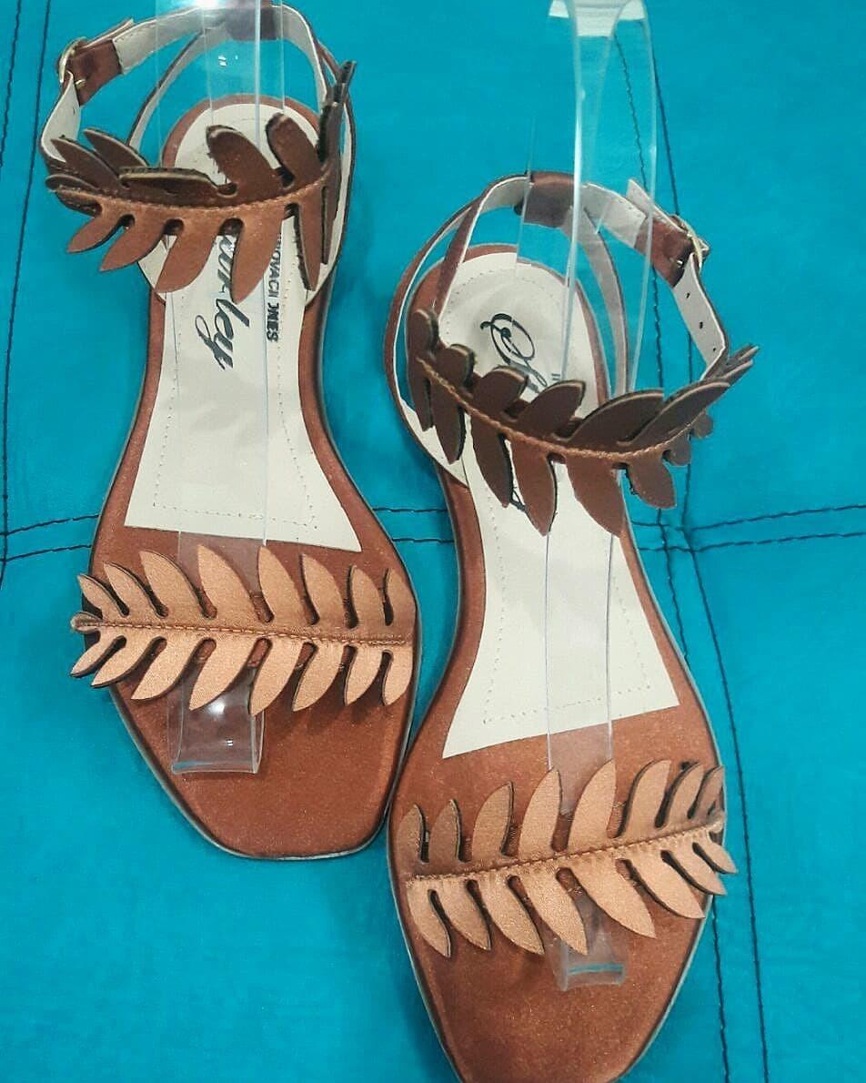 da18a5e1 Sandalias Planas, Bajitas Calidad & Comodidad - $ 50.000 en Mercado ...