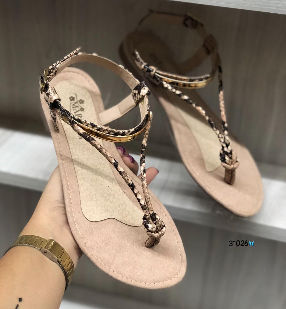 comprar online 3d836 4f7d2 Sandalias Planas Dama Calzado Colombiano Moda 2019