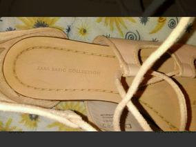 Mujer Sandalias Mercado Libre En Zapatillas Zara México De Flats 8Nwvm0n