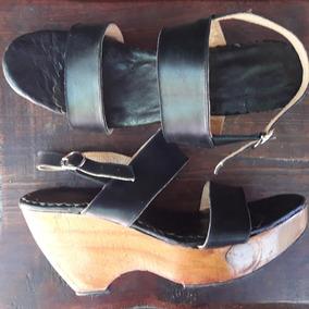 Zuecos Mujer De Madera Sandalias Ojotas Y Plataforma sdQthxCorB