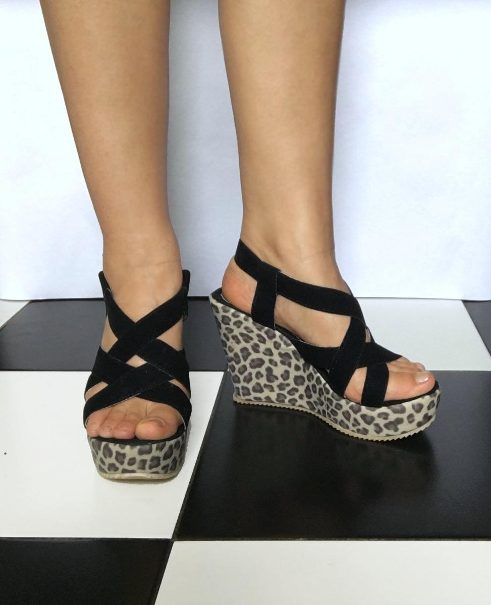 6e15175c3f9 sandalias plataforma leopardo moda verano outlet en palermo. Cargando zoom.