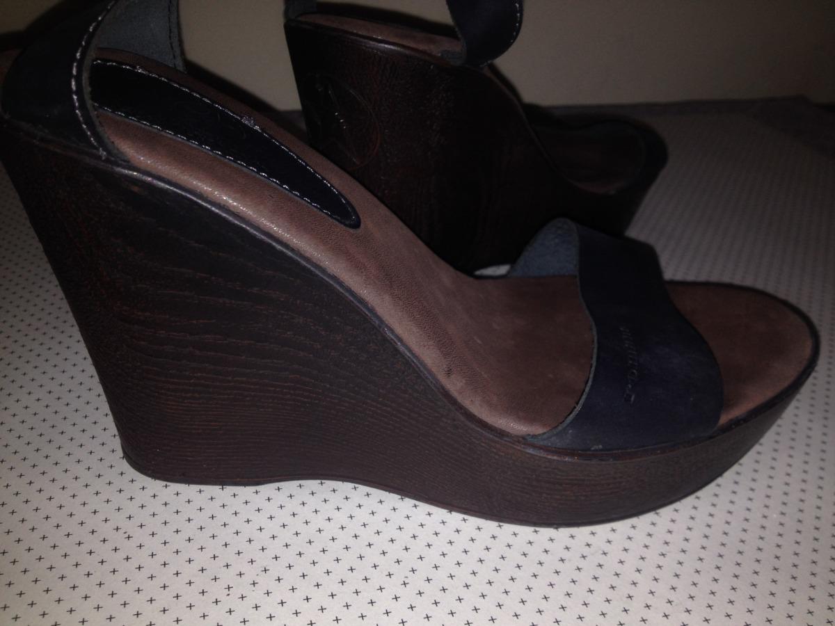 Dama Sandalias Romano Calzado Plataforma Marca No37 v0mN8wnO