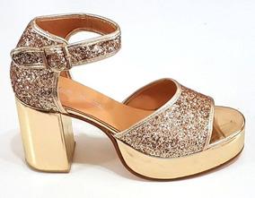 a09ccfdc8b Sandalia Plataforma Numero 41 42 - Sandalias de Mujer en Mercado ...