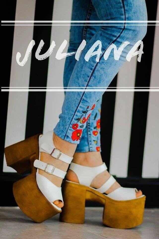 Sandalia799 Urbanas Verano 201819 Sandalias Plataforma Juliana edBoWrCx