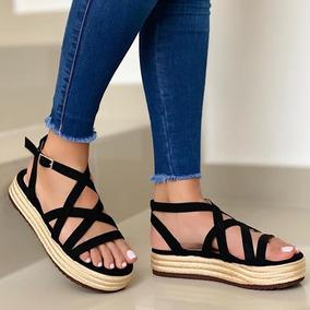 96914296 Malu Confort Anabela Sandalia Venezuela Zapatos Super Mercado Libre En  N80nvwm