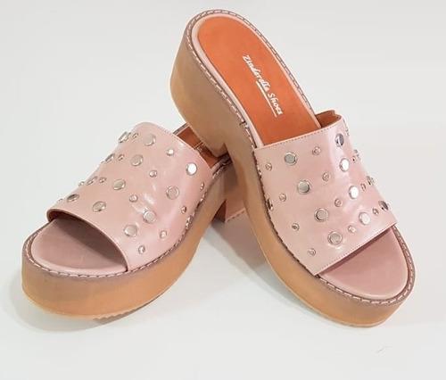 sandalias plataforma zinderella shoes numeros 40 41 42 43 44