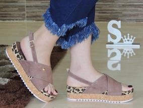 Sandalias Para Gratis Plataformazapatoscalzados Dama Envio kOnwX80P