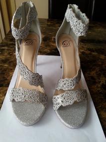 Altas Tacón Sandalias De Mujer Sin Malla Zapatos En Ybfy76g