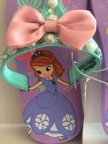 sandalias princesa sofia original