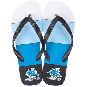 Playa Surf Sandalias Sharks Quiksilver Boys Niño Talla 11 PkZiuX