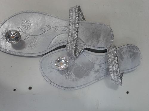 sandalias rasterinhas