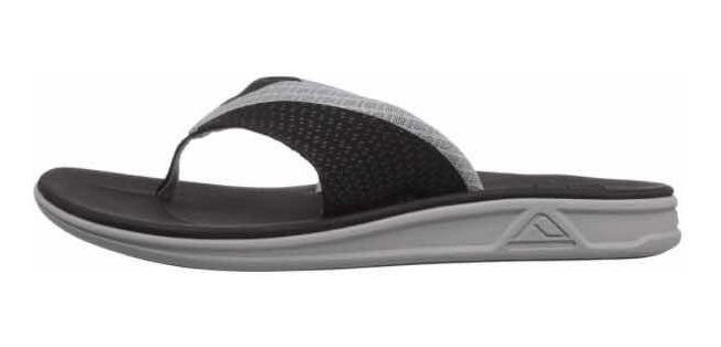 Reef Sandalias Flip Rover Mesh Flop Men's Greyblack CsrdxtQh