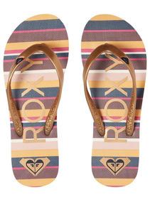 Sandalias Gratis Envio Tahiti Color Dorado Talla Vi 24 Roxy sxBrCohtQd