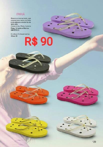 9d8894e06 Sandálias, Sapatos E Outros Produtos Magnéticos. - R$ 90,00 em ...