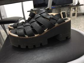 Savage Sandalias Zapatos Sandalia Mujer Franciscanas Y jq34A5RL