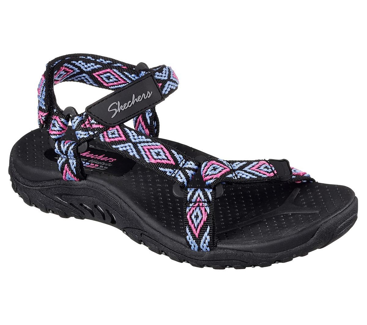 b947b875378e4 Sandalias Skechers Mujer Outdoor -   34.990 en Mercado Libre
