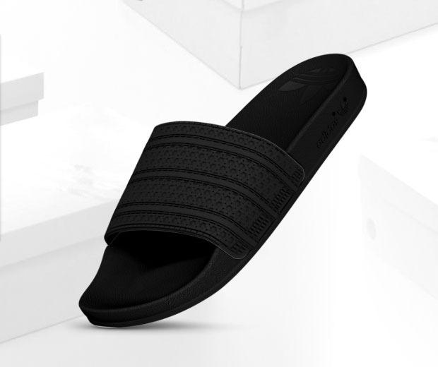 a5527d27208b Sandalias Slides adidas Negras Rojas Yeezy Nuevas Oferta -   599.00 ...