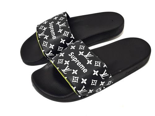 sandalias supreme para caballero envío gratis