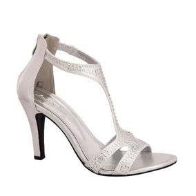 Plateado Zapatos En De Libre Vestir Mujeres Sandalias Mercado México rthQsdC