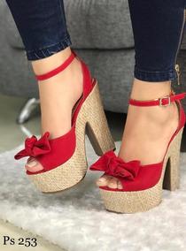 Elegantes Ultima Tacones Moda Con Zapatos Tacon Sandalias Alto ARqj3LSc54
