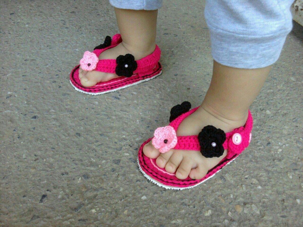 abd22d10d sandalias tejidas con suela para bebe. Cargando zoom.