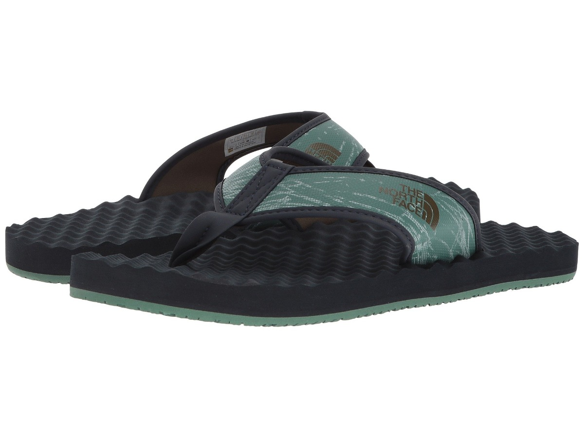 the north face flip flop