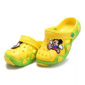 Zapatos Sandalias Tipo Niñas Zuecos Niños Zapatillas Crocs JuT13lKcF