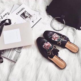 9f18eaece Zapatos Gucci Mujer Bordado - Ropa y Accesorios en Mercado Libre ...