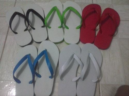 sandálias tipo havaianas