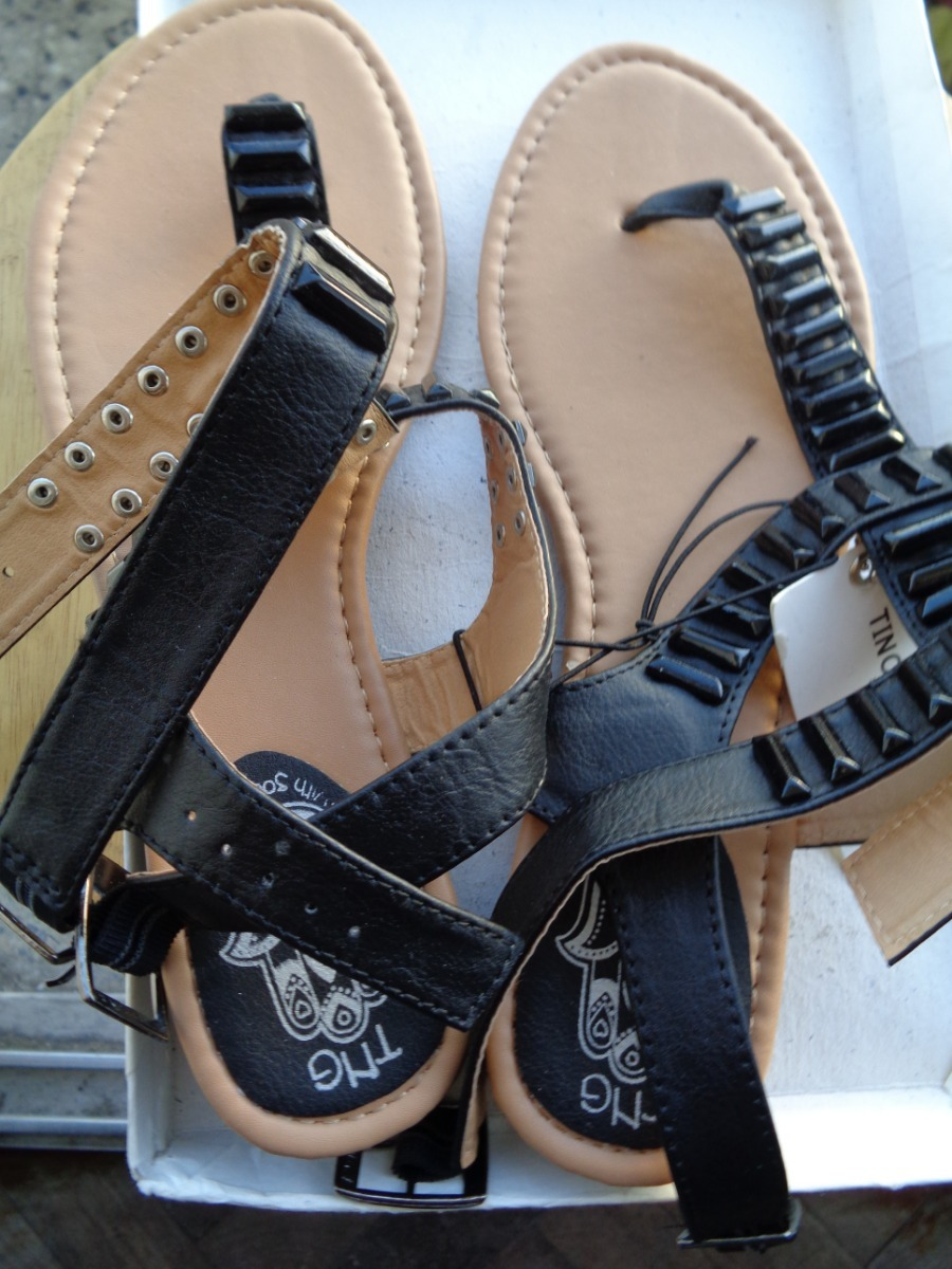 Tipo Ojota Con Sandalias En Hebilla 38790 3arc5jlq4 Color Negro 00 Talle nOXP08wk