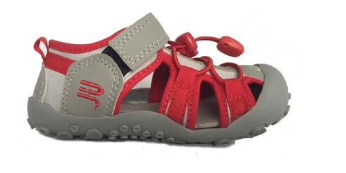 sandalias verano con abrojo y elastico